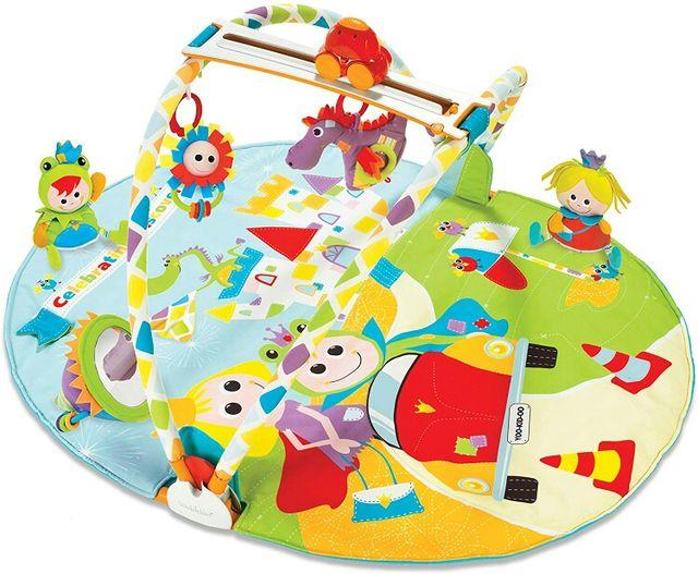 Gimnasio bebé Imaginarium