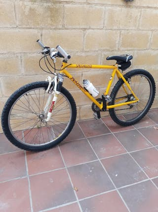 bicicleta adulto aluminio
