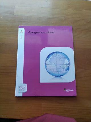 Georgrafia - atlasa