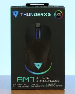 Ratón Gaming - ThunderX3 AM7 HEX