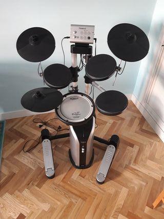 Batería electrónica Roland V-Drums HD-1
