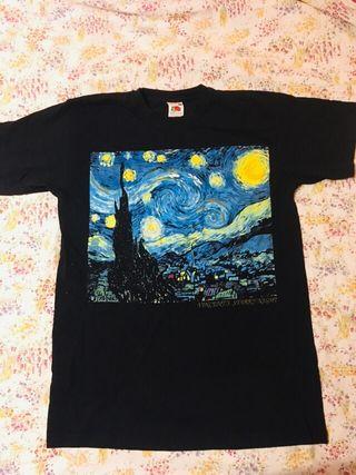 Camiseta Noche Estrellada - Van Gogh