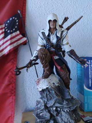 Figura de Connor, Assassins Creed 3