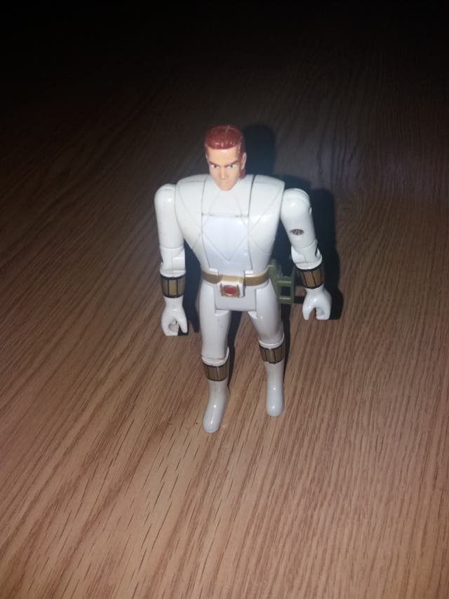 Muñeco Power Rangers transformable 1993