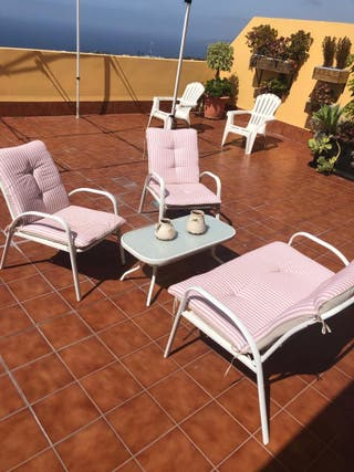 juego de sillas jardin