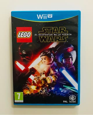 Lego Star Wars - Wii U