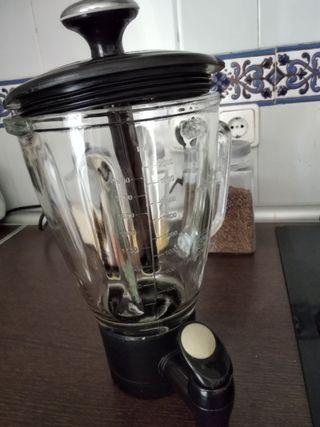 jarra cristal licuadora kenwood con grifo