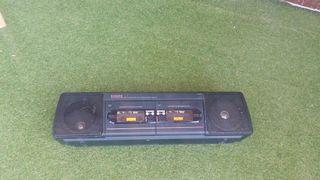 * Radio cassette y cintas **oferta