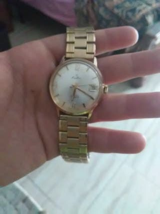 reloj antijuo. de or o