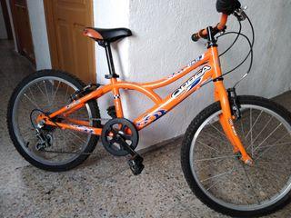 vendo bicicleta orbea infantil