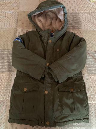 Abrigo niño marca chico