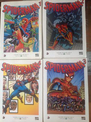 Colecion marvel 46 cómics