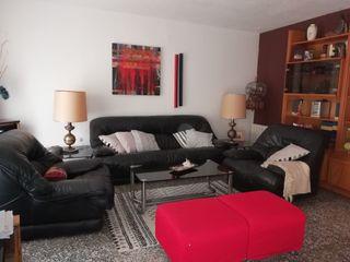 Sofá y sillones de piel