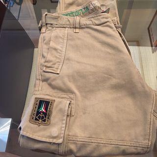 Pantalon AERONÁUTICA MILITARE T 50.-