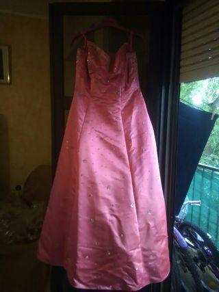 vestido de fiesta quinceañera