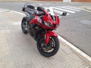 Honda CBR600RR 19600 km del 2009