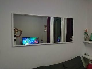 Espejo de pared Ikea