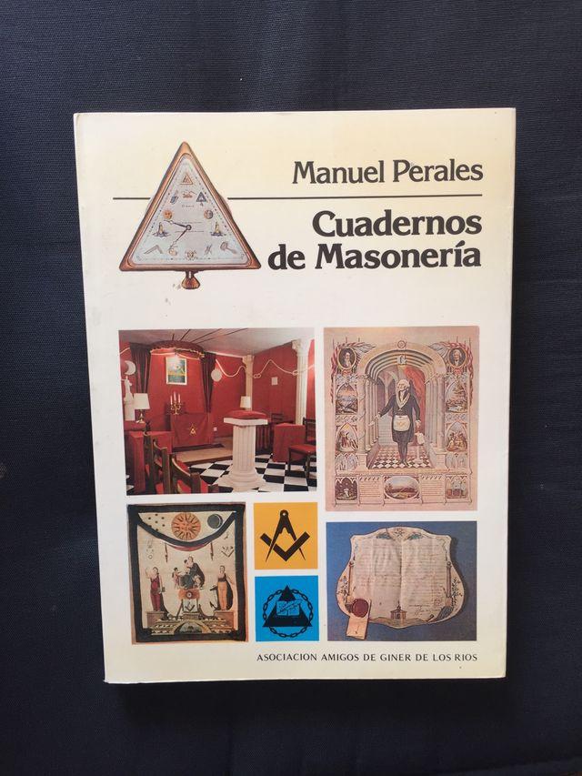 Cuadernos de Masonería Manuel Perales