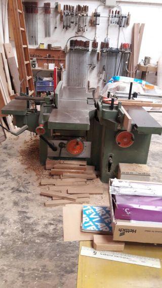 Maquinaria para la madera