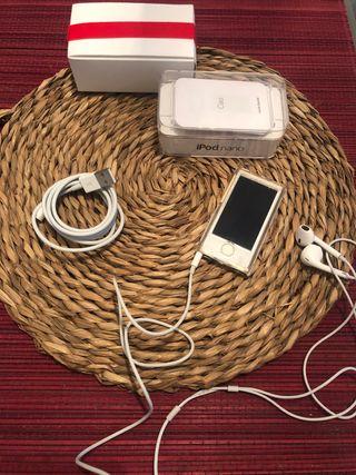 iPod nano 16gb (séptima generación)