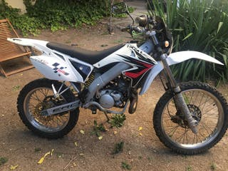 Motor Hispania RYZ 50