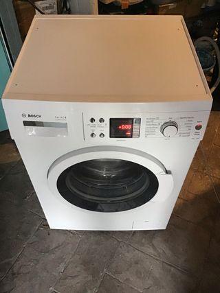 Lavadora Bosch.