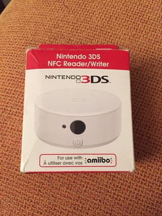 Amiibo NFC Reader/Writer 2DS/3DS
