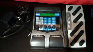 Digitech RP 250 Modeling Guitar Processor