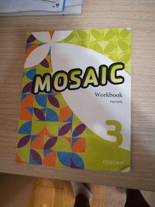 Libro Workbook Inglés 3° ESO