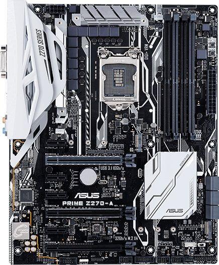 Placa Base Asus Prime z270-a LGA 1151