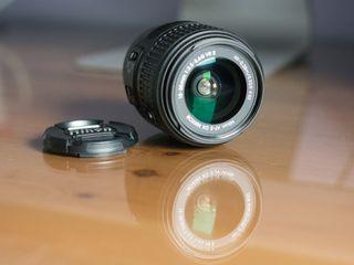 Objetivo NIKKOR 18-55mm f/3.5-5.6G VR II