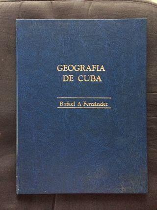Resumen de la geografía de Cuba