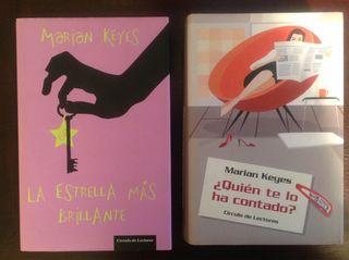Dos libros de Marian Keyes