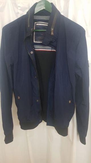 chaqueta azul Salsa talla M