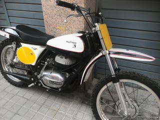 Bultaco El Bandido 360cc