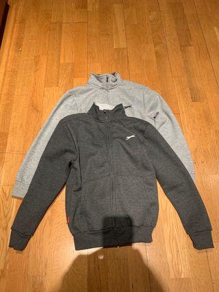 2 chaquetas Slazenger 7-8 más regalo