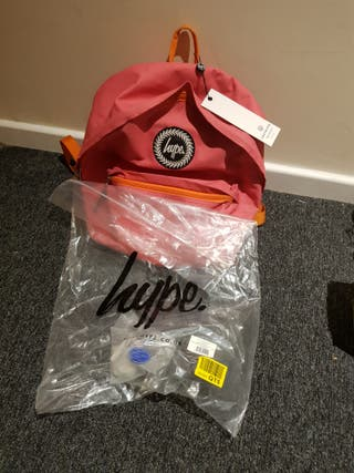 Backpack Just hype Original Pink