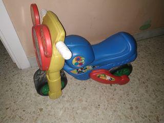 Moto feber Mickey