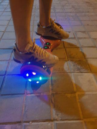 zeeclo patinete eléctrico hoverboard