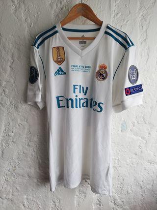 Camiseta Real Madrid Final UCL 2018 Kiev - Kroos