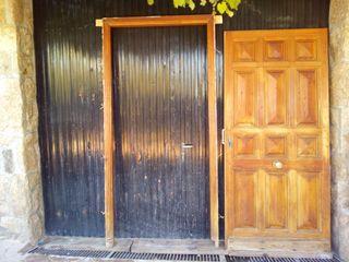 Puerta exterior principal