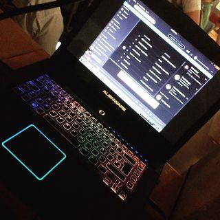 Dell Alienware M15X