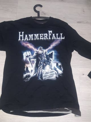camiseta manga larga HEAVY METAL
