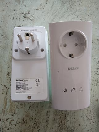 PLC D-LINK muy buenos