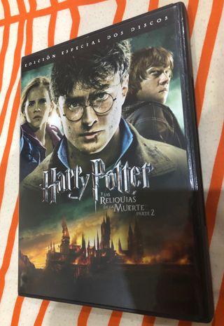 Edición Especial Harry Potter reliquias muerte 2
