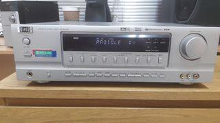 Amplificador home Cinema Vieta VR-610