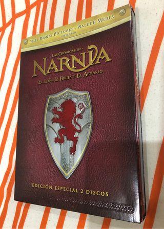 Edición especial Las Crónicas de Narnia digipack