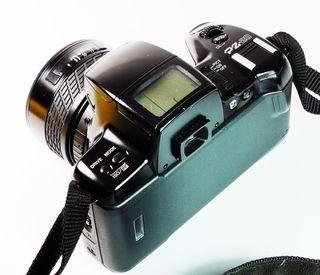cámara analógica Pentax PZ-20 + 36-70