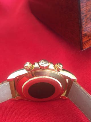 Rolex 116518 Or jaune .