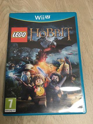 Juego Wii U, lego el hobbit